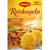 Maggi Reiskugeln Curry