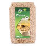 NaturWert Bio Weizen ganze Kerne