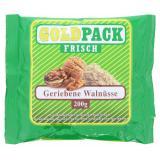 Goldpack Frisch geriebene Walnüsse
