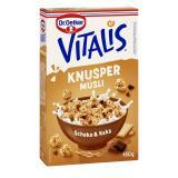 Dr. Oetker Vitalis Knusper Schoko + Keks Müsli