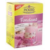Pickerd Bake 'n' Style Fondant weiß rosa lila