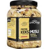 Layenberger LowCarb.one Protein Keks-Müsli Beeren-Trauben