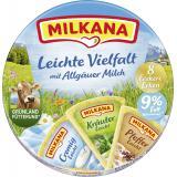 Milkana Schmelzkäse-Ecken Leichte Vielfalt