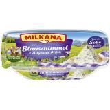 Milkana Schmelzkäse mit Blauschimmel
