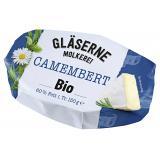 Gläserne Meierei Blanc de Pomm Bio-Camembert