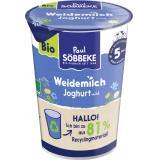 NaturWert Bio Naturjoghurt 3,8%