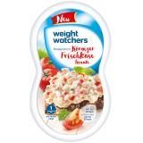 Weight Watchers Körniger Frischkäse Tomate