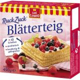 Café Condito Ruck Zuck Blätterteig