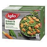 Iglo FeldFrisch Erbsen & Karotten