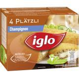 Iglo Plätzli Champignon