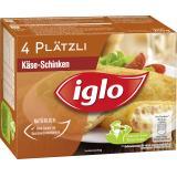 Iglo Plätzli Käse-Schinken