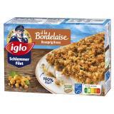 Iglo Schlemmer-Filet à la Bordelaise knusprig kross