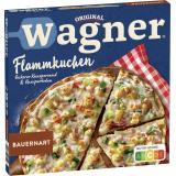 Original Wagner Herzhafter Flammkuchen Bauernart