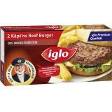 Iglo Käpt'ns Beef Burger