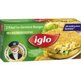 Iglo Käpt`ns Gemüse Burger