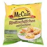 McCain Röstischiffchen mit Gemüse