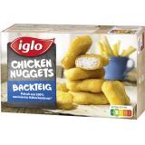 Iglo Chicken Nuggets im Backteig