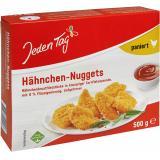 Jeden Tag Hähnchen Nuggets