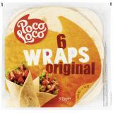 Poco Loco Wraps