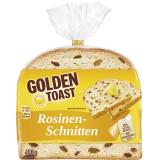 Golden Toast Rosinen-Schnitten