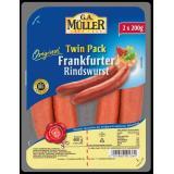 G.A. Müller Original Frankfurter Rindswurst