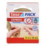 Tesa Pack Express transparent