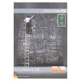 Paperfoxx Schulblock DIN A4 50 Blatt kariert