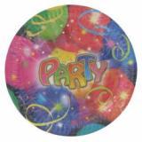 Riethm?ller Pappteller 23cm Ballon
