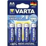 Varta High Energy Alkaline AA Mignon 1,5V