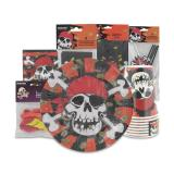 Set: Piratenparty Jolly Roger