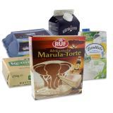 Set: Ruf Afrikanische Marula Torte