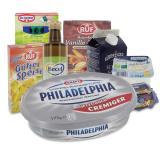 Set: Philadelphia-Torte