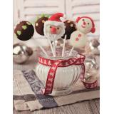 Set: Weihnachts-Cake Pops