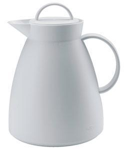 alfi Dan Kunststoff Isolierkanne, weiß  - 4002458450167
