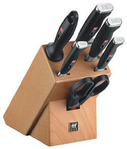Zwilling Messerset Twin Four Star, 7-tlg.  - 4009839225642