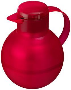 Emsa SAMBA Tea Isolierkanne 1,0 l rot  (1 St.) - 4009049319605