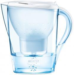 Brita Marella Cool Tischwasserfilter weiß + 12 Kartuschen  - 4006387015251