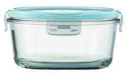 Jenaer Glas Cucina Ofenfeste Glas-Auflaufform rund 1000 ml  - 4001836078108