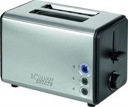 Bomann Toaster TA 1371 CB Estate Edelstahl  - 4004470137118