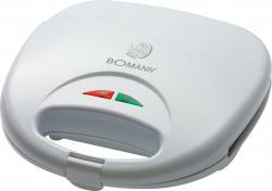 Bomann Sandwich-Toaster ST 5016 CB weiß  - 4004470501605