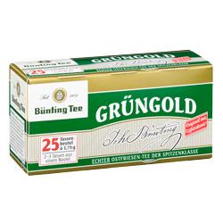 Bünting Grüngold  (25 x 1,75 g) - 4008837210018