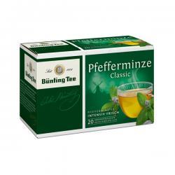 Bünting Pfefferminze Classic  (20 x 2 g) - 4008837218212