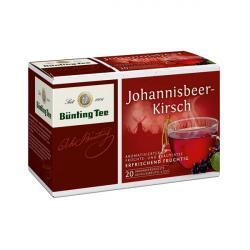 Bünting Johannisbeer-Kirsch  (20 x 2,50 g) - 4008837218267