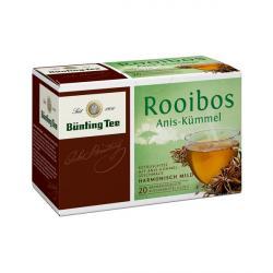 Bünting Rooibos Anis-Kümmel  (20 x 1,75 g) - 4008837219820