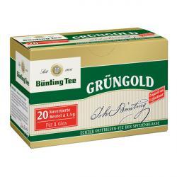 Bünting Grüngold  (20 x 1,50 g) - 4008837210117