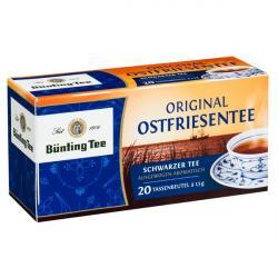 Bünting Original Ostfriesentee  (20 x 1,50 g) - 4008837204048