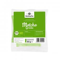 Bünting Matcha Grüntee pur Nachfüllpack 15 x 2 g  (30 g) - 4008837224220