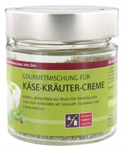 Bremer Feinkost Contor Käse-Kräuter-Creme  (55 g) - 4260072380875
