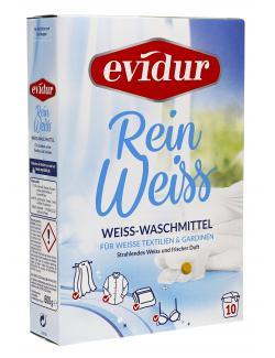 Evidur Gardinen reinweiss 10WL  (600 g) - 4012400520336