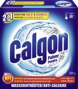 Calgon Wasserenthärter Pulver  (500 g) - 4002448020141